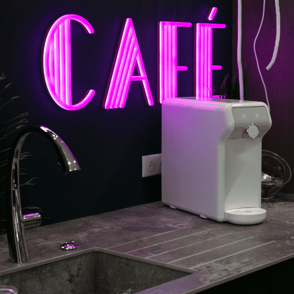 Votre fontaine à eau avec eau gazeuse ou eau plate ? 12